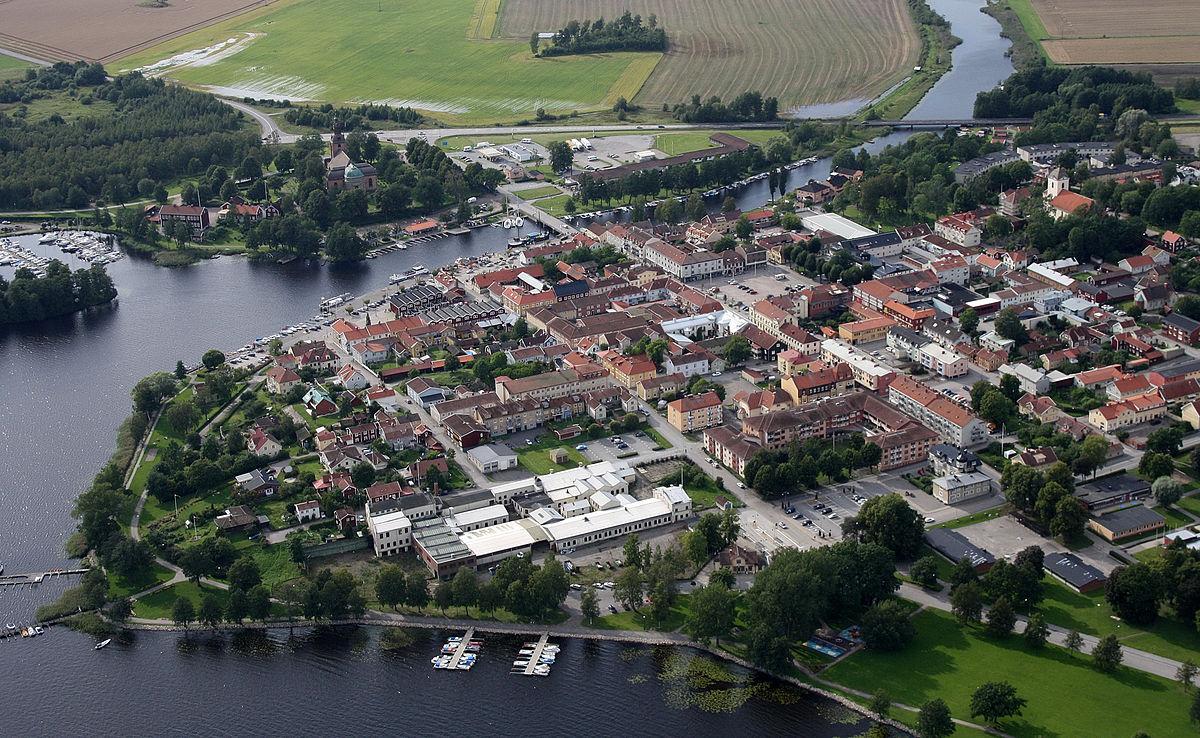 P dejt med - Jessica Andersson - VisitAskersund