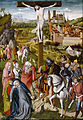 Attributed to the Master of Georg Muehlich's Meisterlin Chronicle - The Crucifixion - Google Art Project.jpg