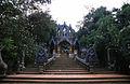 Aufstieg zum liegenden Buddha uf dem Phnom Kulen 02.jpg
