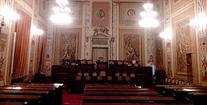 Sicilian Regional Assembly - Image: Aula ARS