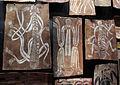 Australia, arte aborigena, XX sec. 01.JPG