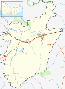 Callignee is located in City of Latrobe