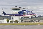 Australian Helicopters (VH-VAU) Bell 412EP at Wagga Wagga Airport 1.jpg