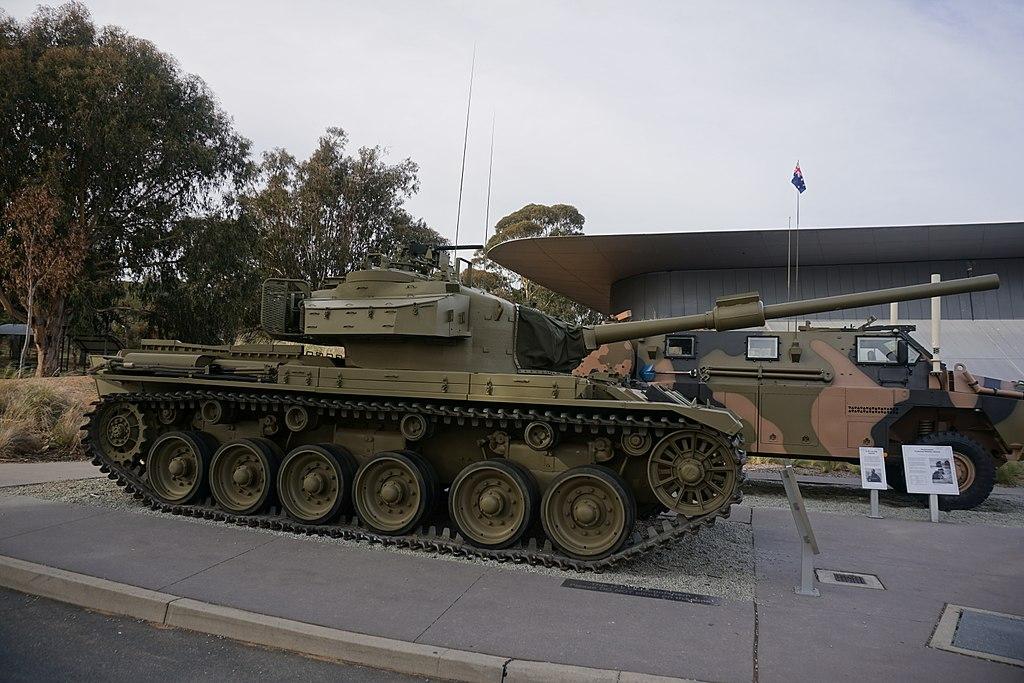 Centurion Tank 2