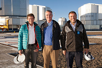 Nuno Crato - Image: Austrian and Portuguese Ministers for Science visit ESO's Paranal Observatory