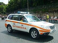 118 - Emergenza sanitaria