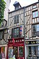 Auxerre, maison, 3 rue de l'Horloge, façade.jpg