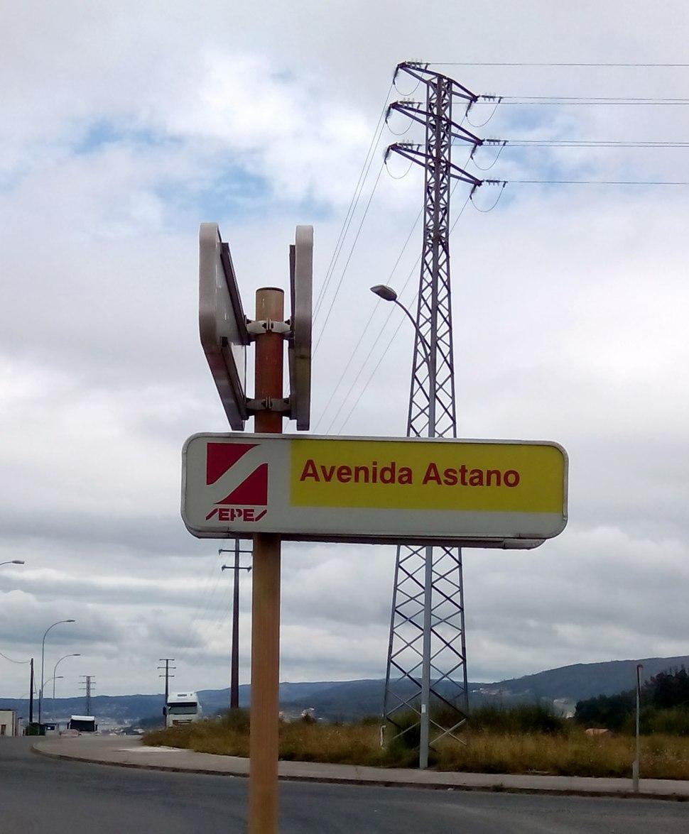Avenida Astano Vilar do Colo Fene