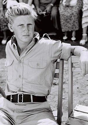 Avraham Avigdorov - Avraham Avigdorov, 17 July 1949