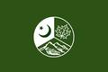 Azad Kashmir Prime Minister Flag.png