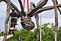 Bürkliplatz - Demontage 'Maman' 2011-07-28 20-07-16.jpg
