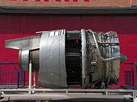 Turbinen-Strahltriebwerk