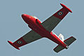 BAC Jet Provost T5 XW324 U (G-BWSG) (9461785218).jpg