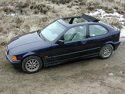 1997 BMW 318ti California Edition