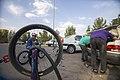 BMX Rider In Iran- Qom city- Alavi Park 02.jpg