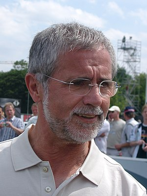Germany national football team - Gerd Müller in 2006