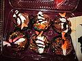 BP Dead Pelicans Oil Spill Dead Fish Cupcakes.JPG