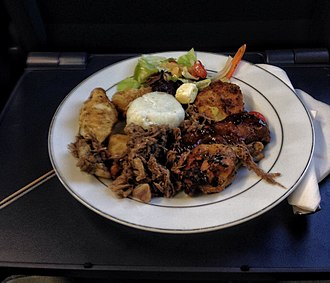 Transport in Botswana - BR Express Dining Department