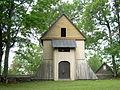 BZN Gintaliske bell tower front.jpg