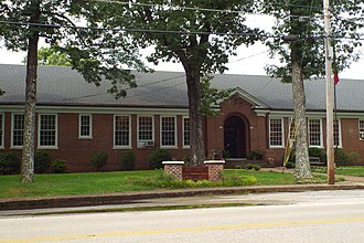 National Register of Historic Places listings in Hamilton County, Tennessee - Image: Bachman School