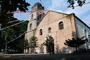 Bacong, Negros Oriental - St. Augustine Church, Bacong, Negros Oriental