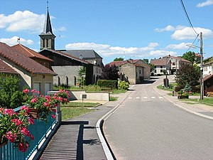 Badménil-aux-Bois - Image: Badménil aux Bois 88