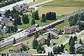 Bahnhof La Punt-Chamues-ch 2017 mit Ge 617.JPG