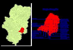 Bajo Aragón - Image: Bajo Aragón