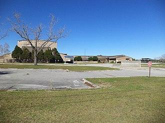 Baker County High School (Glen St. Mary, Florida) - Image: Baker County High School, Baker County, Florida