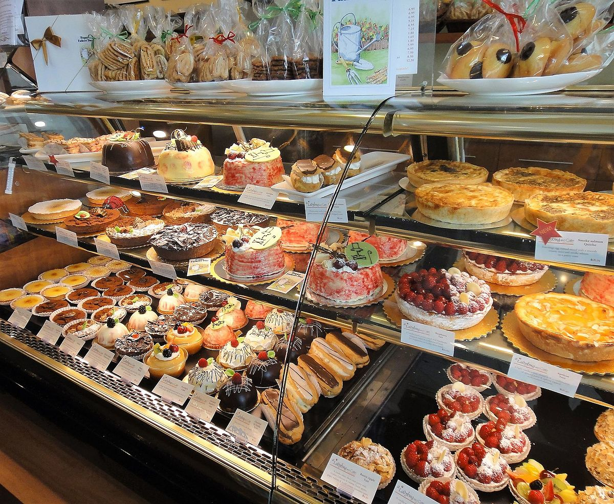 French Bakery And Cafe Near Me