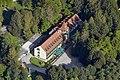 Bakonybél, Bakony Hotel a levegőből.jpg
