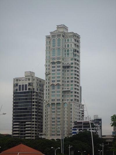 Balboa Towers, Panamá City.