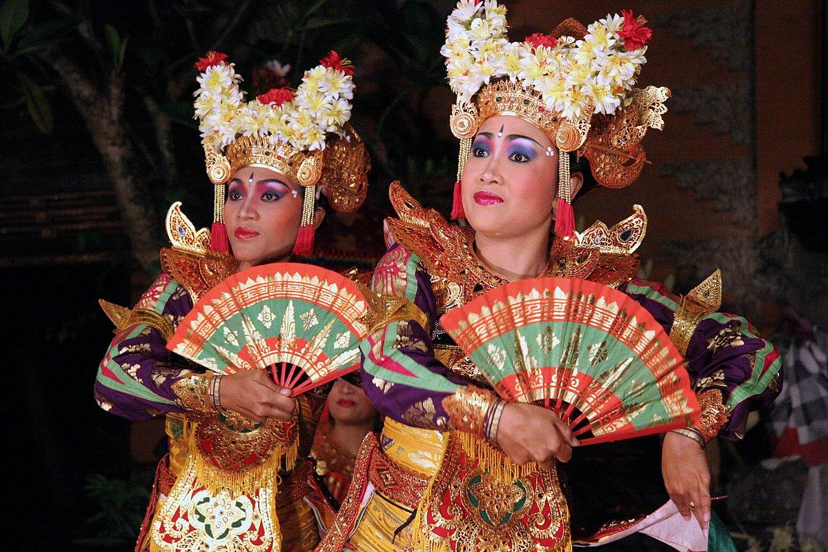 352 Tarian Tradisional Indonesia Dari 34 Provinsi Insan Pelajar