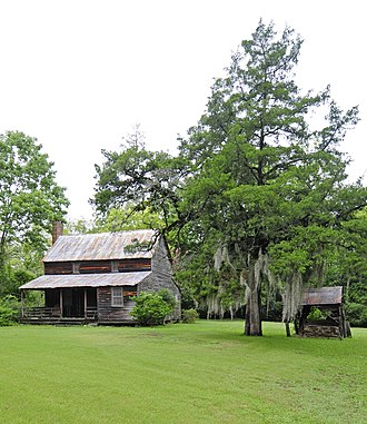 Ballentine-Shealy House - Ballentine-Shealy House, August 2012