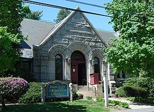 Bancroft Memorial Library - Image: Bancroft Memorial Library