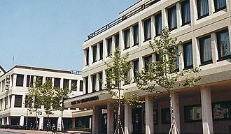 LGT Group - LGT Bank in Liechtenstein, Head Office, Vaduz, Liechtenstein.