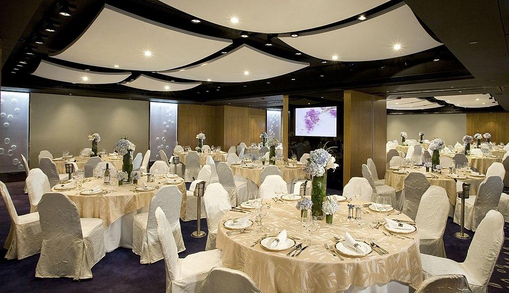 File Banquet Set Up Novotel Century Hong Kong