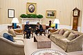 Barack Obama meets with Manmohan Singh of India in the Oval Office.jpg