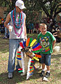 Barkus Parade 2011 Big Chief Lassie.jpg