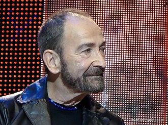 Barry Dennen - Dennen at a performance of Jesus Christ Superstar