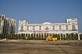 Bartaman Bhawan - Eastern Metropolitan Bypass - Kolkata 2014-01-02 1908.JPG