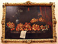 Bartolomeo bimbi, mele, 1696, 01 cornice di vittorio crosten.JPG