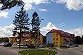 Bartoszyce. Nowe budynki mieszkalne przy nowej ulicy Wolskiego. - panoramio.jpg