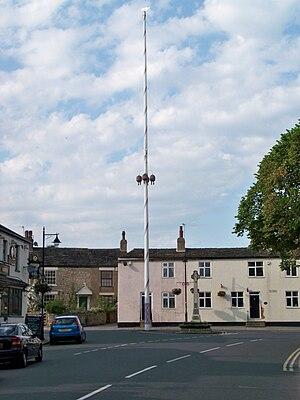 Barwick Green - Barwick Maypole