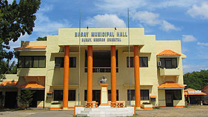 Basay, Negros Oriental - Municipal Hall