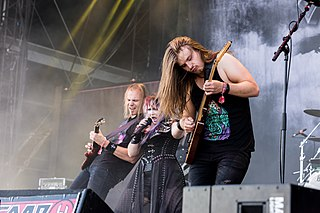 Battle Beast (band) Finnish band