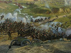 Battle of Borodino panorama - detail 06.jpg