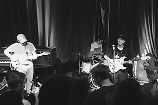 Beach Fossils American indie rock band