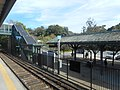 Bedford Hills MNRR Station; NE view of Pay Phone.jpg