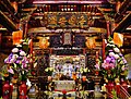 Beigang Beigang Chaotian Temple Untere Halle 2.jpg